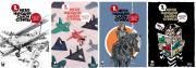 """Први Међународни салон стрипа """"ДВЕТА ДИМЕНЗИЈА"""" у Бањалуци од 12. до 14. октобра"""