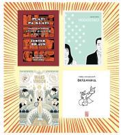 Бесна кобила и Комико представљају четири нова издања