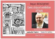 Дејан Богојевић излаже стрип на Тајланду