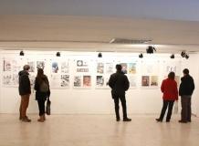Oтворена је Шеста годишња изложба Удружења стрипских уметника Србије